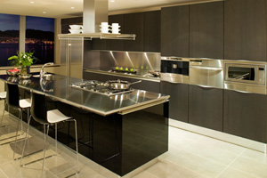 Ultra-Modern Stainless Steel